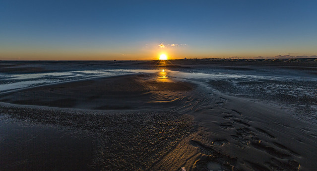 Dawn over Stokksnes