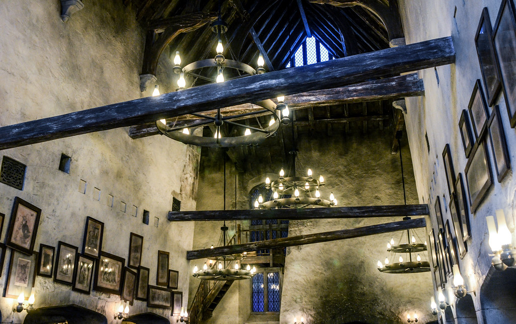 Leaky Cauldron inside US