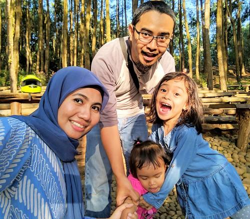 Hutan Pinus Mangunan Bantul   by lajwania