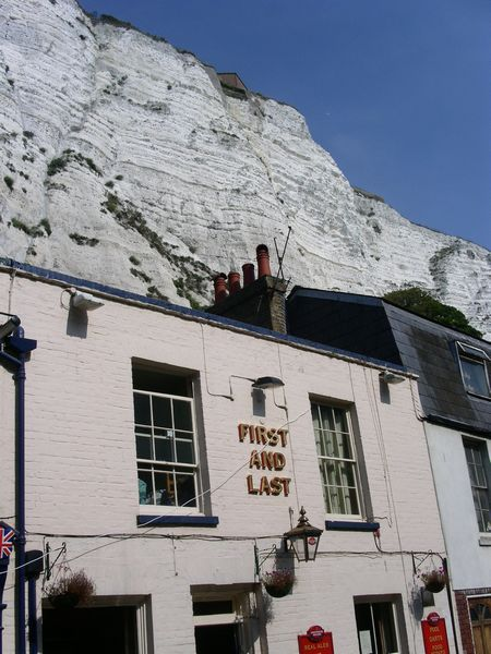 pc first view of white cliffs