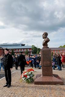 Освящение памятника 270