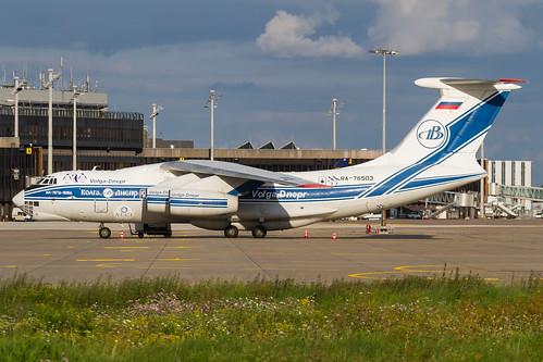 RA-76503 HAJ/EDDV   by Michael_HAJ