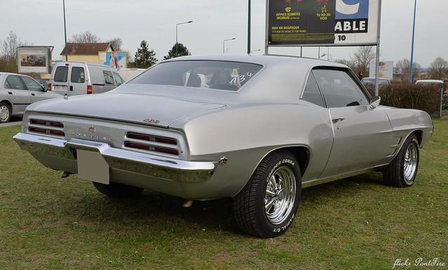 1969 Pontiac Firebird 400 coupé