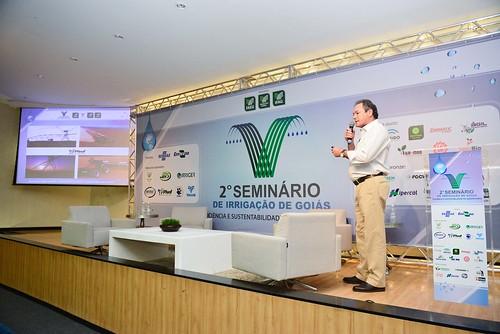 2° Seminário de Irrigação de Goiás - Segundo Dia