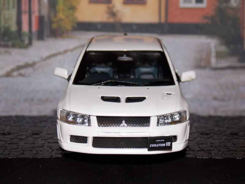 Mitsubishi Lancer Evo VII – 2003