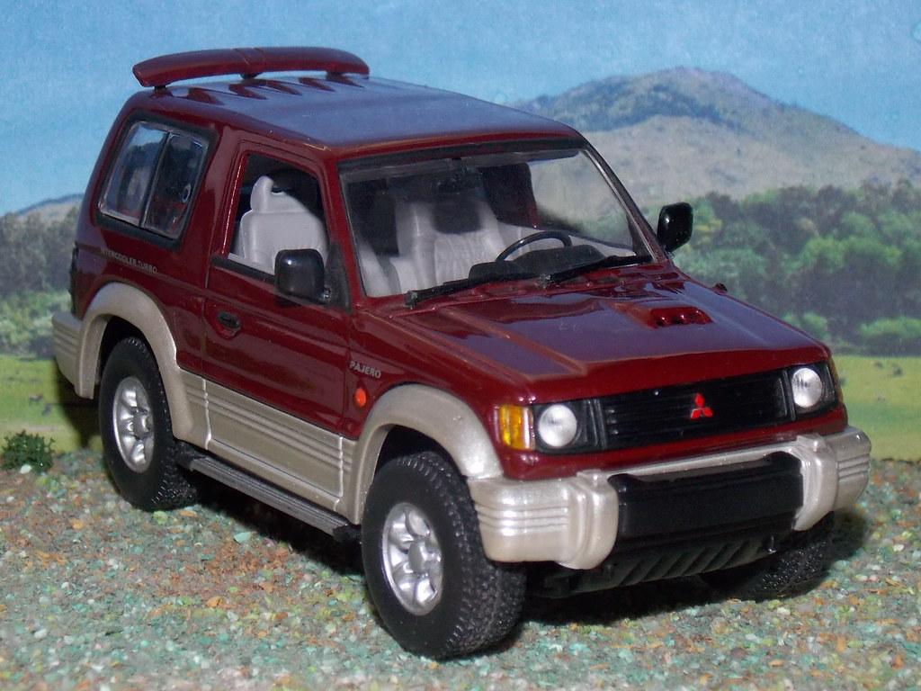 Mitsubishi Pajero SWB – 1992