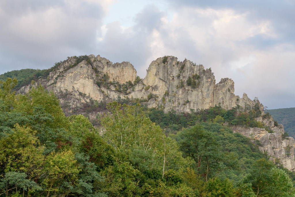 Seneca Rocks Wv >> Seneca Rocks Wv Angela Beck Flickr