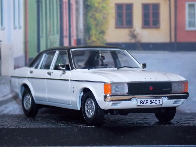 Ford Granada Ghía MKI – 1972