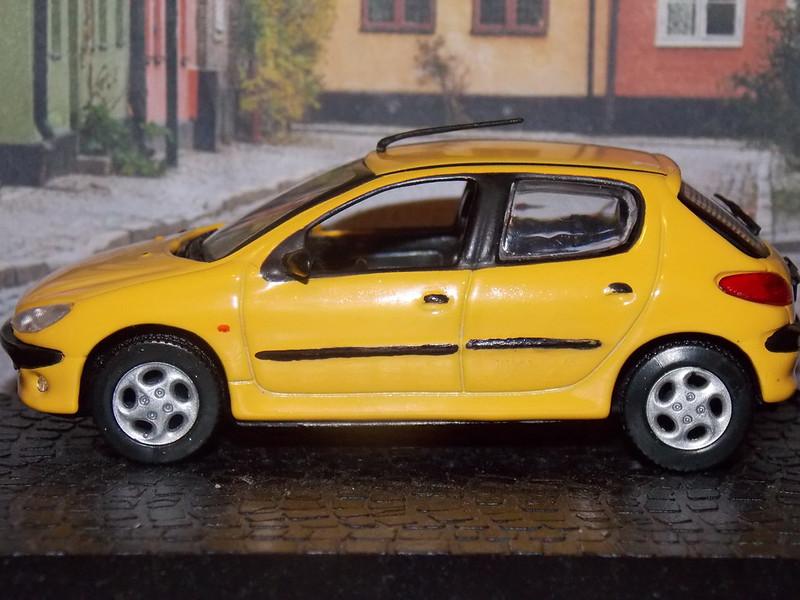 Peugeot 206 5P - 1998