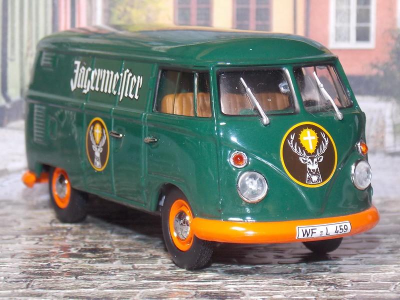 VW T1 Kastenwagen - 1963