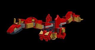 Dragon Star Lord   by Śląski Hutas