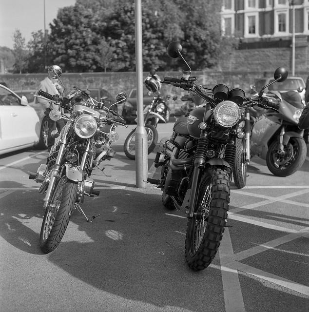 FILM - Distinguished Gentleman's Ride, Sheffield 2017-6