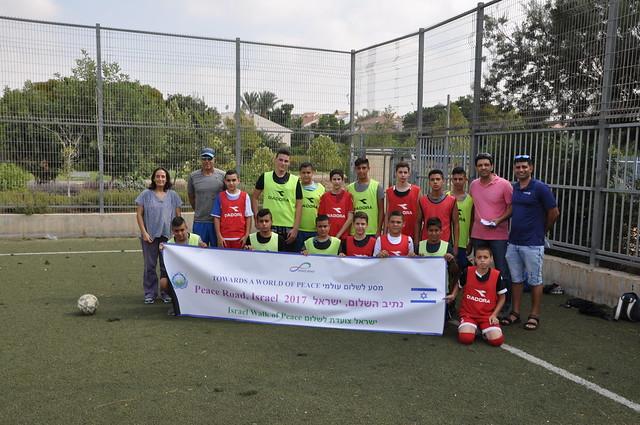 San Marino-2017-09-04-Children from Israel, San Marino Build Friendships Through Soccer