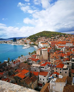 Travelling Croatia - Split | by The CSI Girls