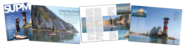 SUPM - Stand Up Paddle Mag UK