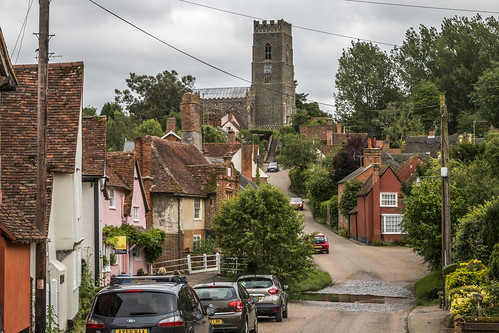 The village of Kersey in Suffolk. (Explored 17-8-17 #399) | by Tony Smith Photo's