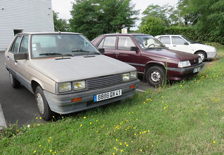Renault 11s x2 (and 19) | by Spottedlaurel