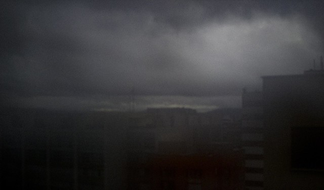 Bogotá desde el Hotel