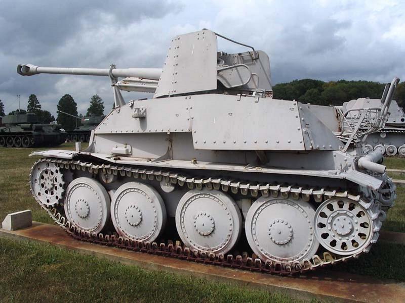SdKfz 139 Marder III 2