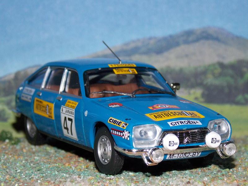 Citroën GS – Rallye RACE 1977