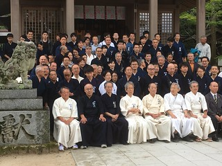 Shindo Muso-ryu Founder's Commemoration | by Mark Tankosich