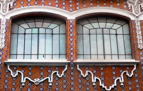 Casa y azulejos