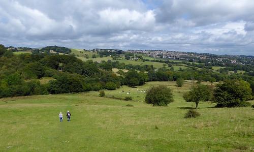 First view Sheffield to Bamford walk