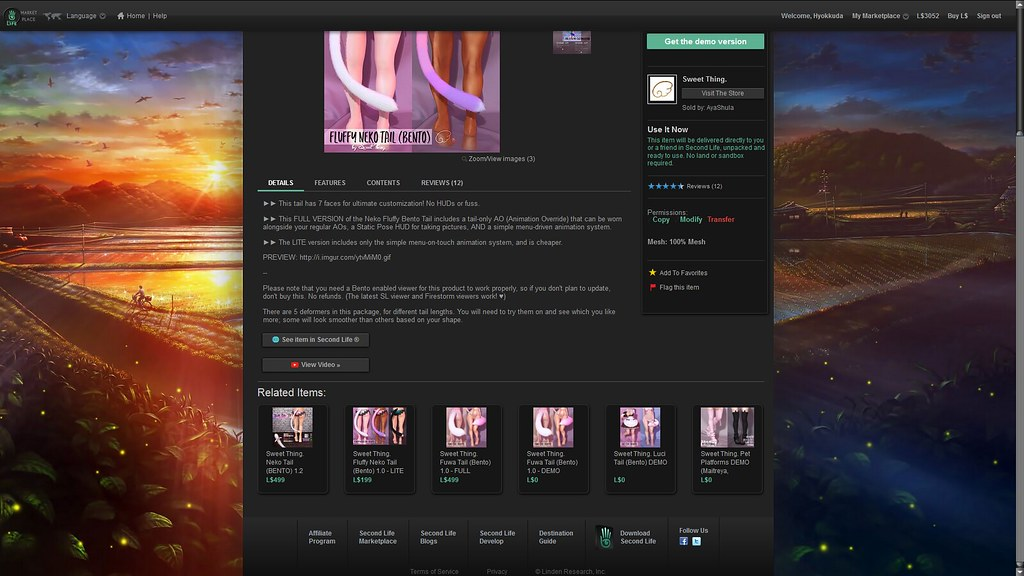 Dark Second Life Marketplace   Dark Second Life Marketplace …   Flickr