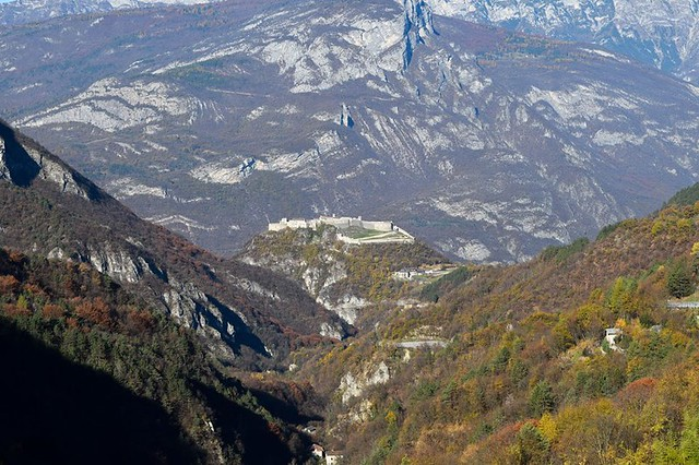 valle del Rosspach / Rio Cavallo