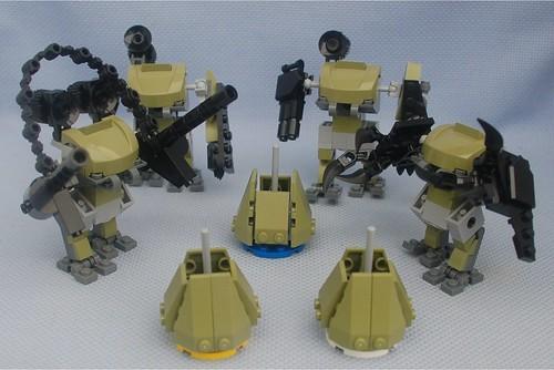 Obelisk Squad | by Mantis.King