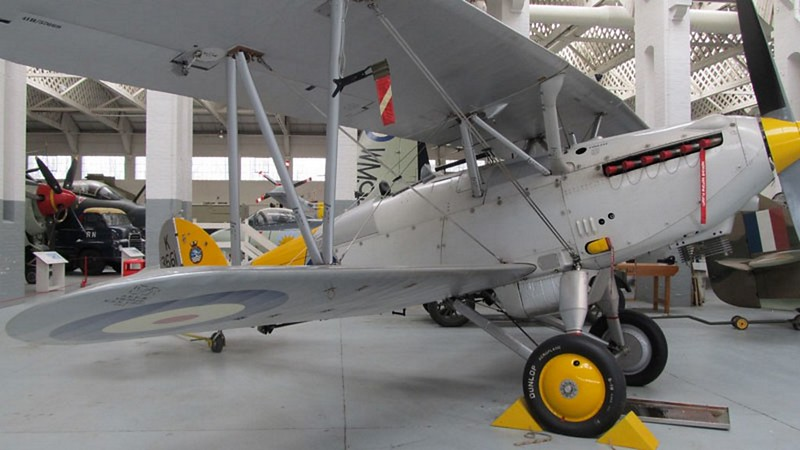 Hawker Nimrod MK.II 4