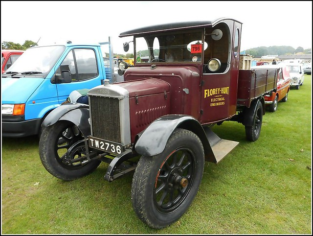 Vintage Truck ..