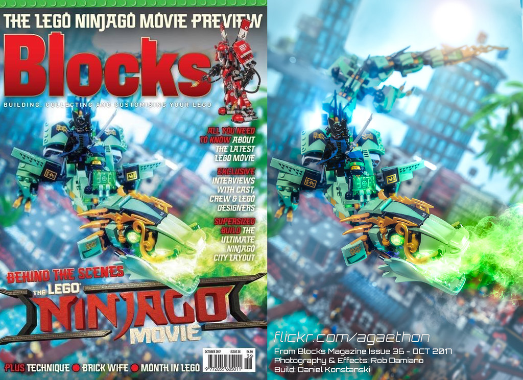 My Ninjago City Blocks Cover | I'm very excited today, becau