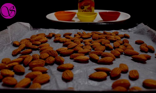 Roasted Almonds | by Sonlicious