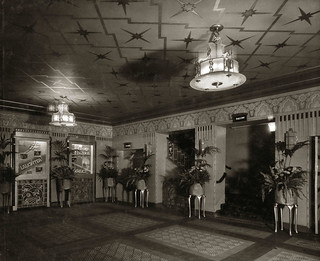 Lobby of the Paramount Theatre, Newcastle