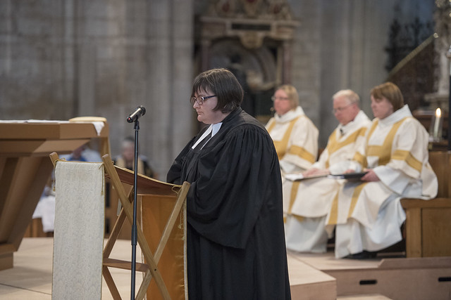 Ordination of Revd Diana Johnson Edited