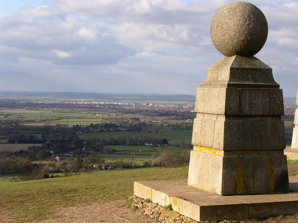 From Coombe Hill