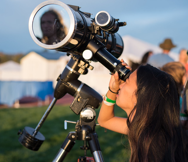 2017 Total Solar Eclipse Star Party (NHQ201708200100)