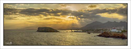 puertodemazarrón murcia costacálida costa coast litoral panorama panorámica