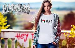 African Girl Power T shirt