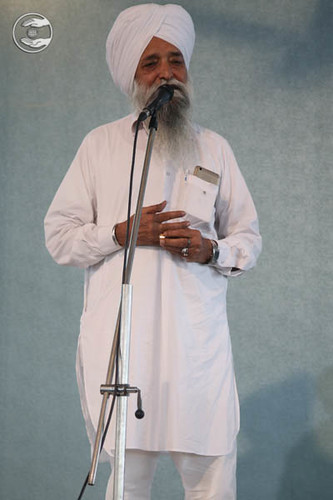 Laxman Singh from Mohammdi, Uttar Pradesh, expresses his views