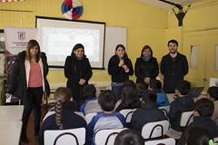 Ceremonia de Investidura de Equipo de Mediación Escolar