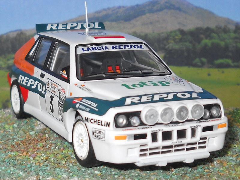 Lancia Delta HF Integrale - Acrópolis 1993