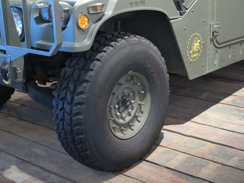 M1043 Up-Armored HMMWV 3