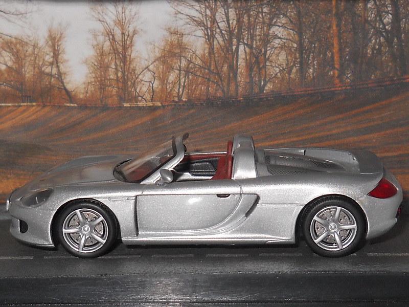 Porsche Carrera GT - 2004