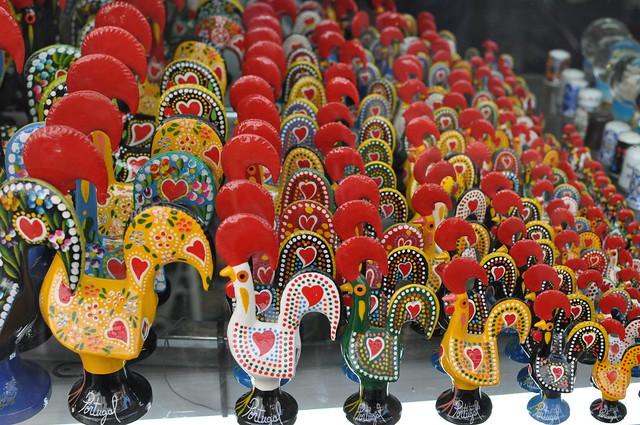 Souvenirs in Lisbon