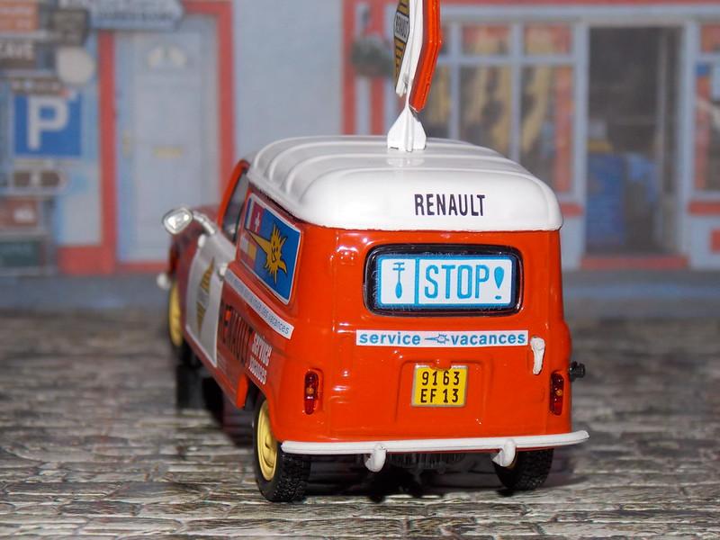 Renault 4 F4 – Service Vacances