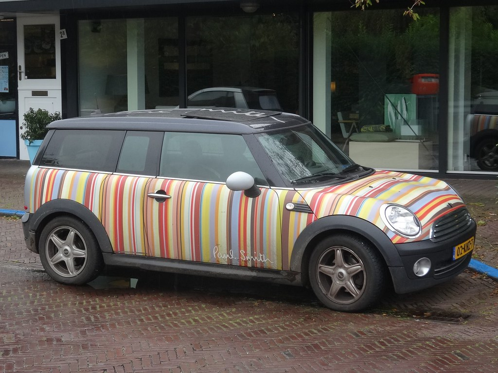 2008 Mini Cooper Clubman Paul Smith The First Generation Flickr