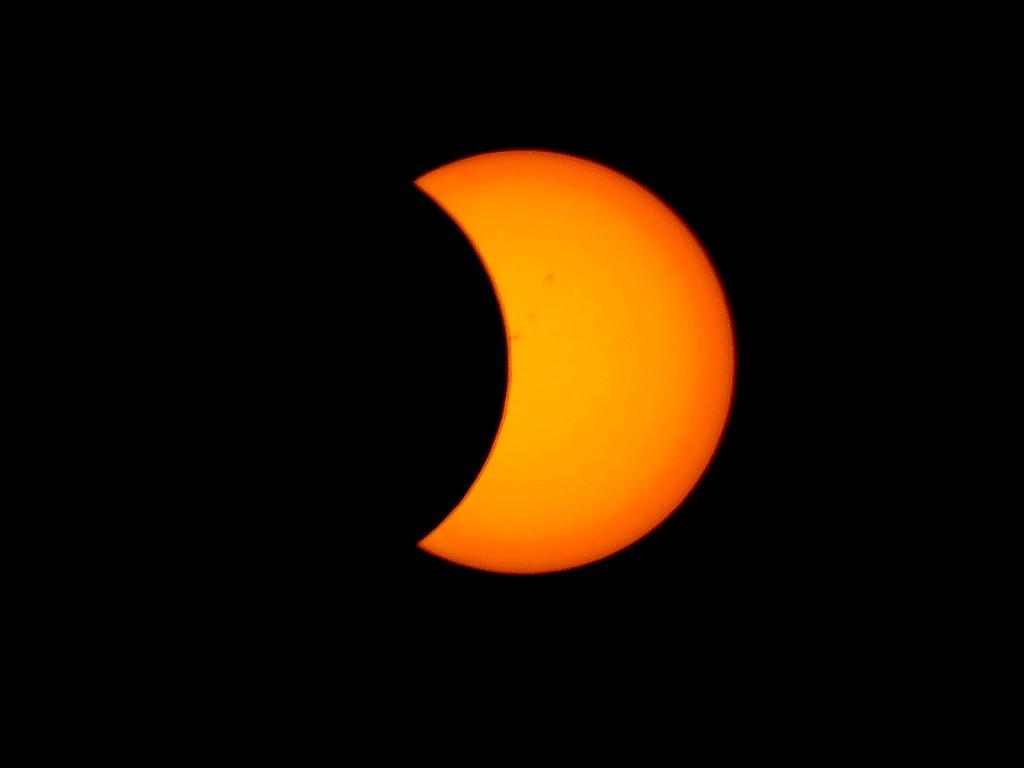 El Eclipse desde Torreón