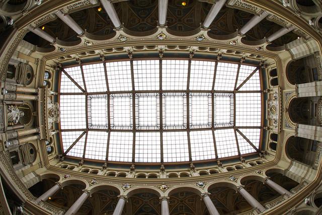 Symmetry Ceiling